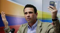 Autoridades venezolanas le impiden a Capriles viajar a la ONU para denunciar