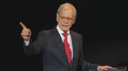 David Letterman torna in tv: su Netflix una miniserie di 6