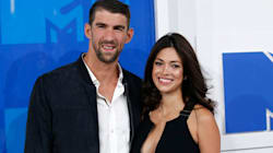 Michael Phelps Reveals Secret Mexico Wedding In Instagram