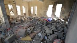 Saudi-Led Raid Kills At Least 60 At Security Site And Prison In