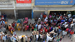 Cash Demands By Public, Shortage Of Currency, Making Banks' Life