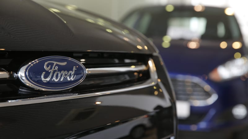 Ford tops GM in US vehicle sales in May, driven by fleets