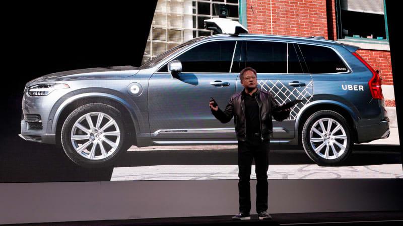 Nvidia suspends autonomous car testing