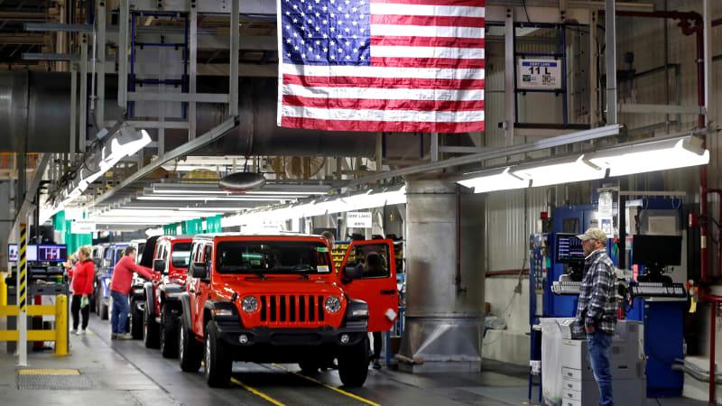 Inside FCA Toledo plant turnaround | Autoblog