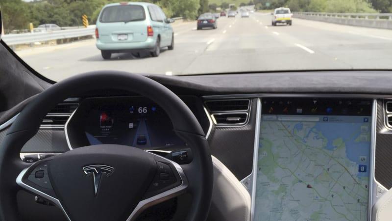 Tesla delays rolling out 'Full Self-Driving' software until October 8