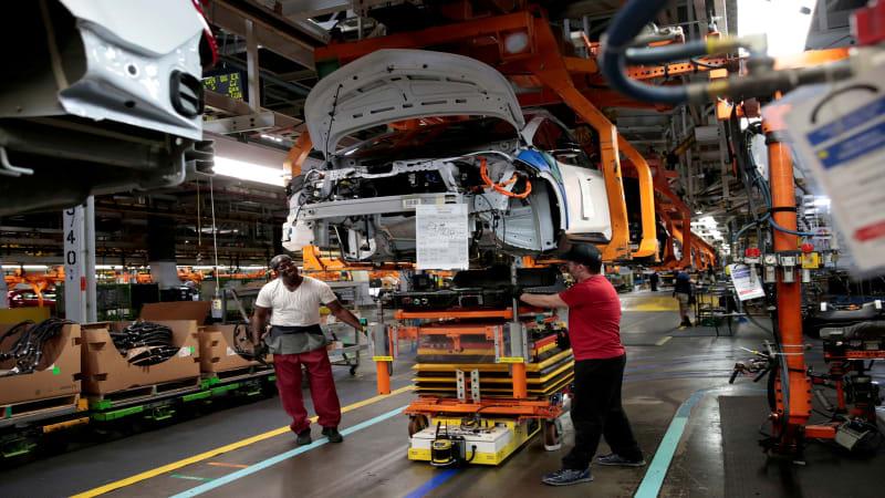 US-Automobilhersteller wollen bis 2030 50 % EV-Verkäufe erreichen