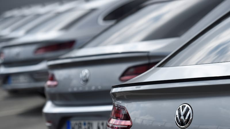 VW's focus on EVs, not selling Ducati, though dieselgate costs could be $25B
