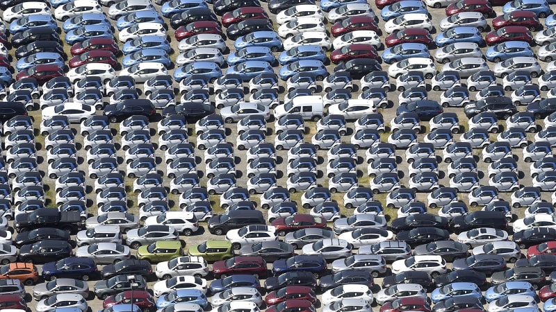 Us Auto Sales >> U S April Auto Sales Likely Will Be Down 8 Percent Autoblog