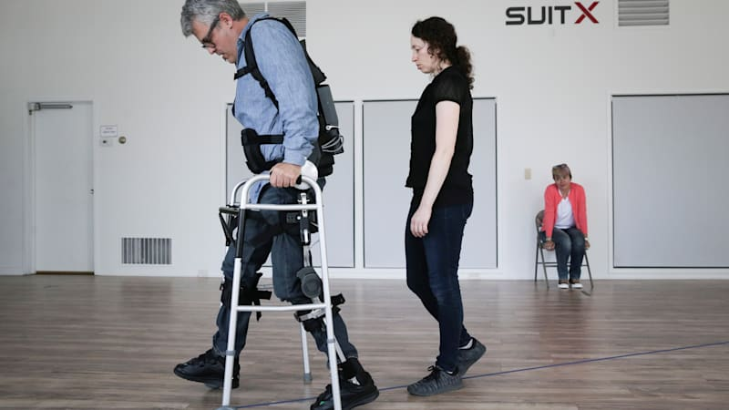 Special Report: Me and my robotic suit | Autoblog
