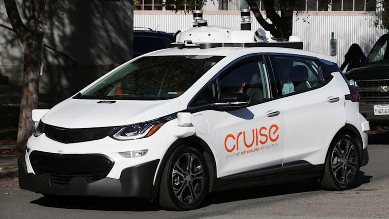 Honda Takes A Big Stake In Gm Cruise Autonomous Car Project Autoblog
