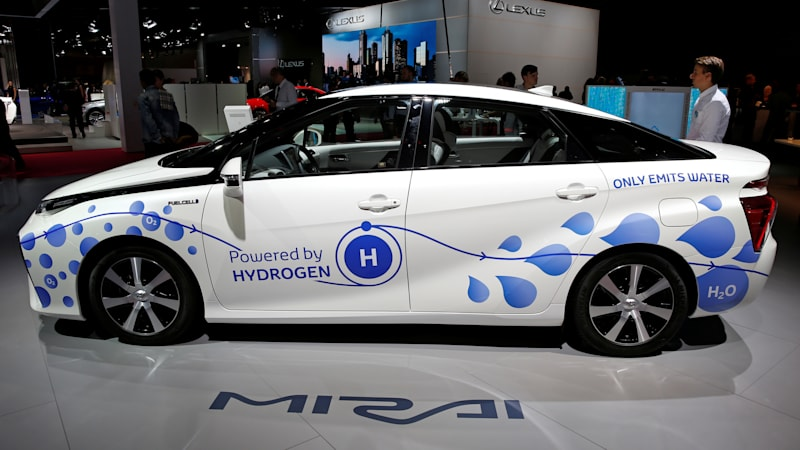 Is hydrogen a viable clean energy?
