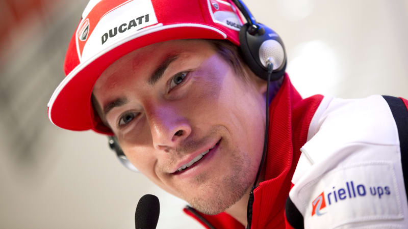 MotoGP champ Nicky Hayden dies after cycling accident, Italian media report