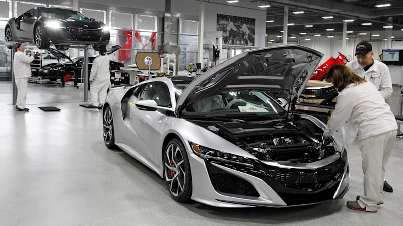 These Are The Most Expensive Cars Made In America