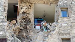 Central Italy Struck By 6.6 Magnitude
