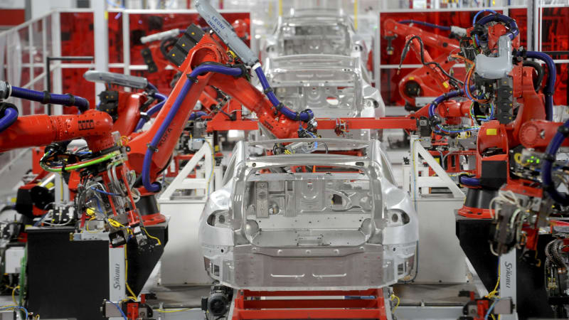 Tesla Buys Automation Company To Mitigate Production