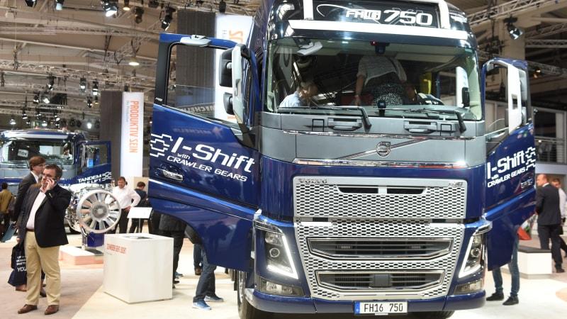 geely buys 8 2 stake in volvo trucks autoblog rh autoblog com Volvo Trucks North America Volvo Trucks USA