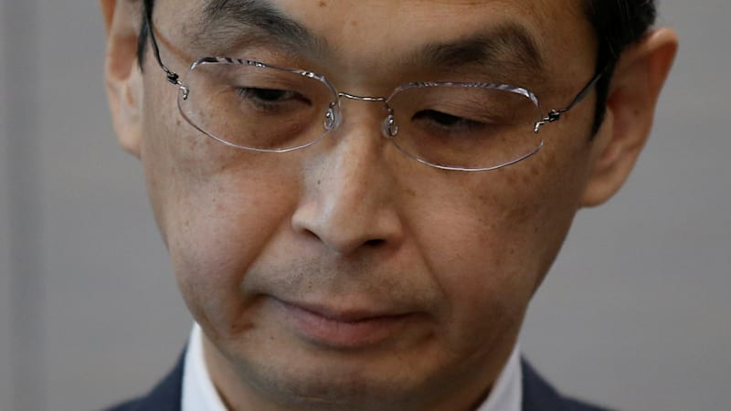 Japan's Takata offers condolences to victims of faulty air bags