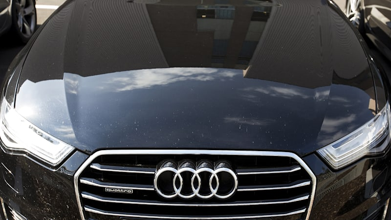 Audi issues new recall after diesel cheating system discovered again