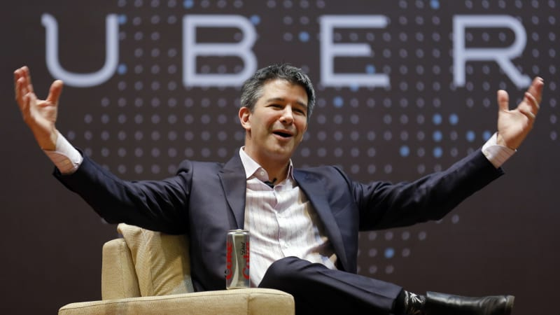 Sure, Travis Kalanick's out, but Uber's future is tied to him