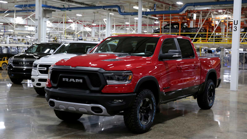Ram makes gains, and the Big Three pickup war intensifies | Autoblog