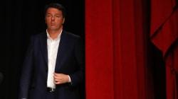 Primo atto di Renzi