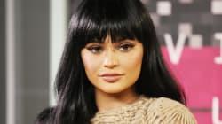 Kylie Jenner a accouché d'une petite