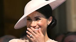 Meghan Markle Finally Wears This 'Royal' Fashion