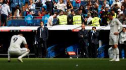 El Madrid agudiza su crisis al perder en casa ante el Levante