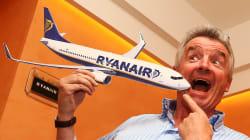 Avec Ryanair, il va bientôt falloir payer AUSSI pour la valise en