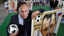 BLOG - La Coupe du monde est l'outil de propagande ultime de Poutine, pensez-y quand vous la