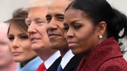 Michelle Obama spiega (finalmente) l'espressione che aveva durante l'insediamento di