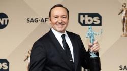 Netflix écarte Kevin Spacey de