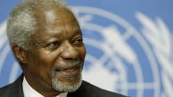 Kofi Annan, Former UN Secretary-General, Dies At