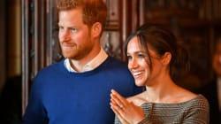 Prince Harry And Meghan Markle Reveal Royal Wedding