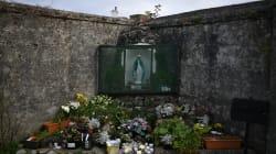 Irlanda autoriza la exhumación de los restos de 800 bebés y madres solteras hallados en la fosa de un