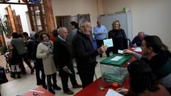 Un incidente en un colegio de Cádiz obliga a retrasar dos horas el escrutinio de las elecciones