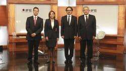 INE busca flexibilizar debates presidenciales en elecciones de