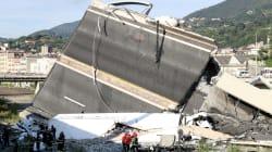 Le bilan de l'effondrement du pont Morandi à Gênes s'alourdit à au moins une quarantaine de