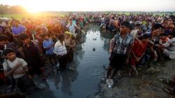La estremecedora huida de los refugiados rohingyas, a vista de