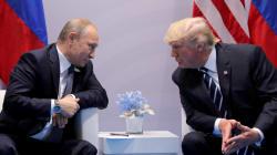 Trump aplaza segunda reunión con Putin por investigación de trama