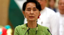Une pétition pour retirer à Aung San Suu Kyi sa citoyenneté canadienne
