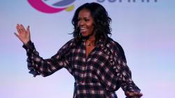 Michelle Obama donnera une conférence pour la CCMM à