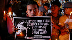Congreso filipino quiere 'proteger' los derechos humanos con un presupuesto de 19