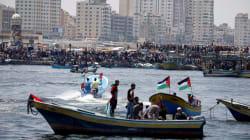 Gaza desafía a Israel con el disparo de cohetes y el intento de romper el