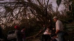 Irma se debilita a depresión tropical en su avance por el sureste de