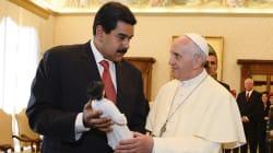 """Papa Francisco le responde a Maduro sin llamarlo """"presidente"""", solo """"excelentísimo"""
