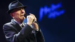Des poèmes inédits de Leonard Cohen publiés en