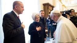Alianza del Papa y Erdogan por