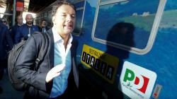 Renzi e la carica degli