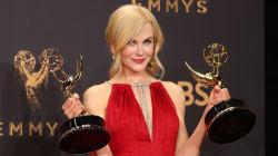 Soit Nicole Kidman a eu un problème de chaussure, soit elle veut lancer une